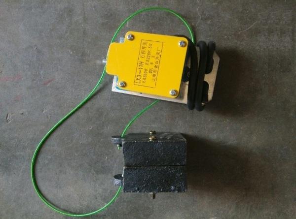 行车重锤限位器 重锤限位开关适用于各种型号天车电动葫芦,重锤限位