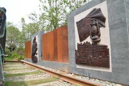 湖北大冶雕塑厂家景观众望cad如何绘制3d图图片
