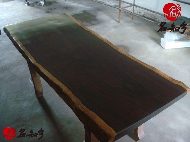 非洲黑檀木大板ht-09_红木家具