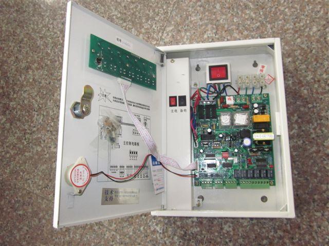 车库门888控制盒电路图