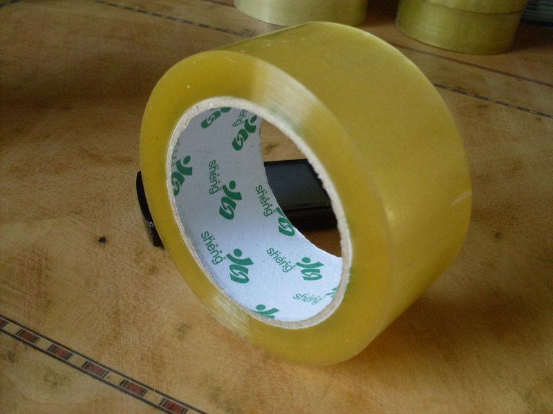 佛山透明黄封口胶