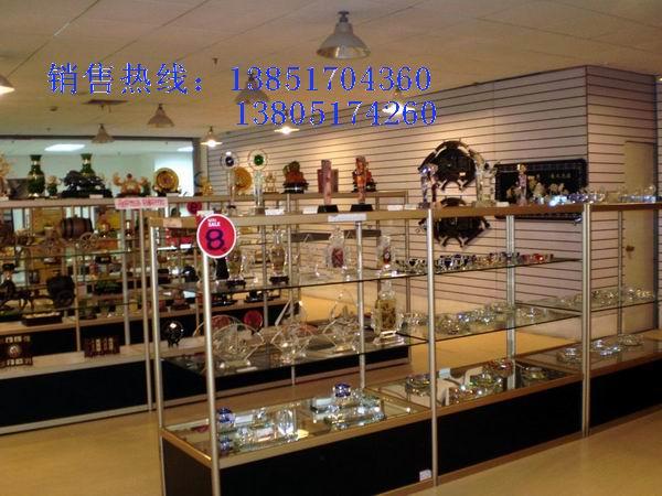 南京玻璃展示架