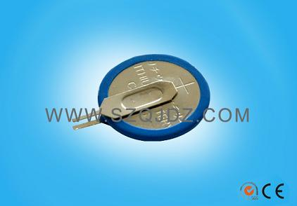 CR1616立式焊脚电池