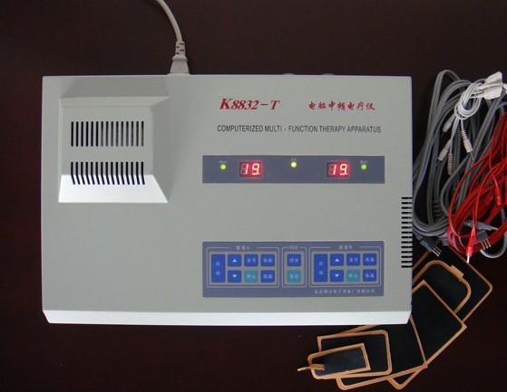 翔云k8832-t加热型电脑中频治疗仪