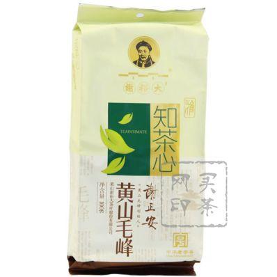 谢裕大知茶心系列特三理条黄山毛峰