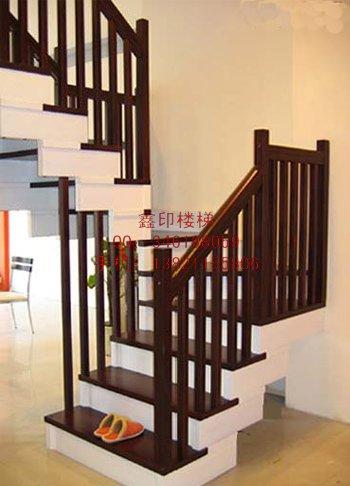实木楼梯,花梨楼梯,红橡楼梯厂家直销