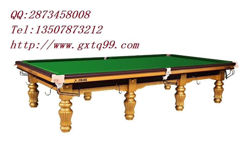 柳州斯诺克台球桌、贺州台球桌、玉林英式台球桌manbetx登陆直销
