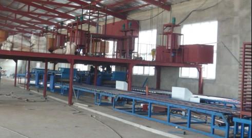 山东育林板生产机器