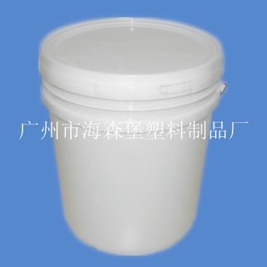 广东25公斤塑料桶、广州25L塑料桶、增城花都从化25公斤白乳胶桶