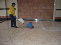 厦门专业石材翻新石材抛光结晶石材护理甲级资质地板打腊