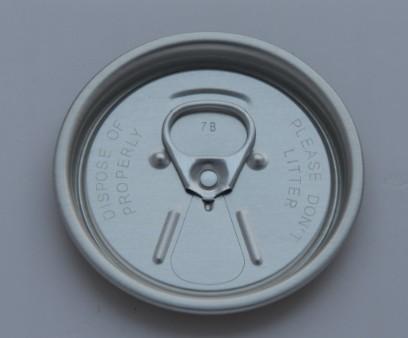 206饮料盖、206凉茶易拉盖功能饮料盖子206RPT