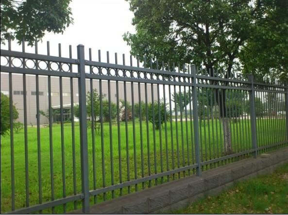 景观工厂栅栏手绘