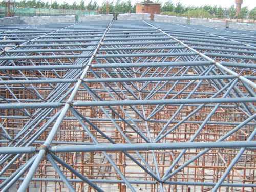 大型管道容器轻钢结构网架