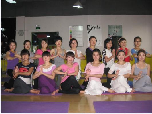 瑜伽教练培训城阳瑜伽培训青岛瑜伽培训瑜伽教练专