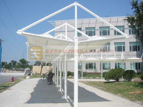 膜结构展厅