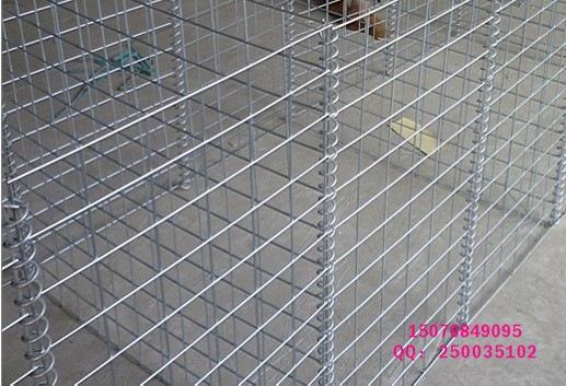 电焊石笼网厂家生产各种规格电焊石笼网焊接铁丝笼子