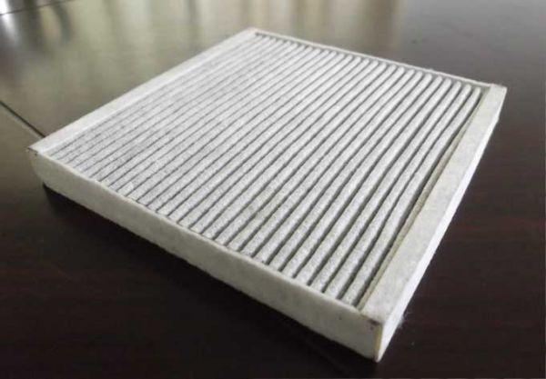 碳布汽车空调滤芯