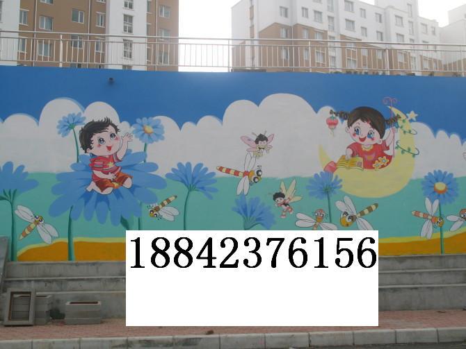 沈阳墙画沈阳手绘墙画18842376156