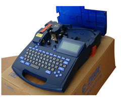 pvc套管打码机C-210T PR-T101电缆线管打号机