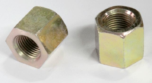 五金冲压件 铜螺母 紧固件 冲压件