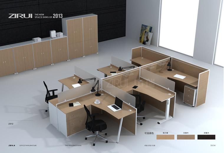 西安办公家具、办公桌椅、老板桌、会议桌、员工桌、职员桌1377