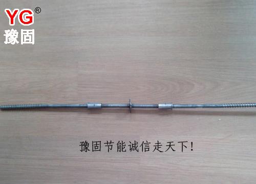 生产供应三段式止水螺杆图片