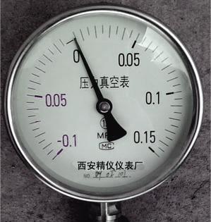 打厂家直接销售yz-60真空压力表淮南马鞍山淮北铜陵