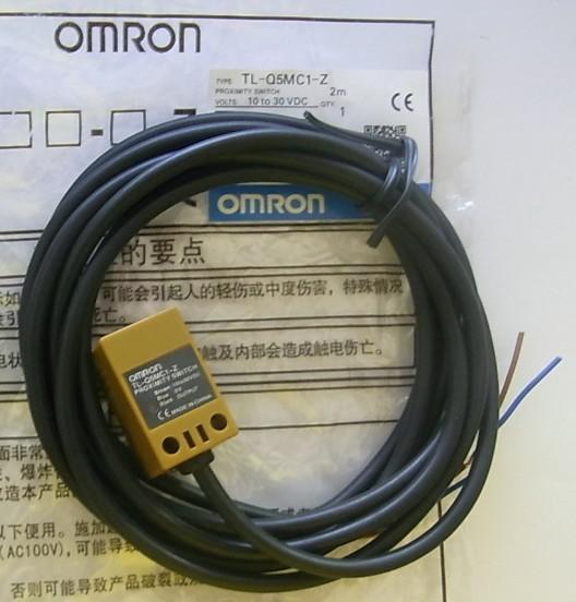 欧姆龙光电传感器tl-q5mc1-z
