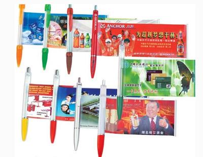 盐城广告拉画笔的颜色有几种