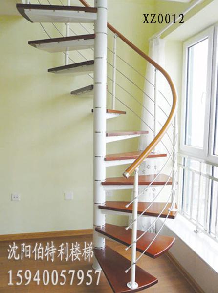 沈阳旋转楼梯设计安装