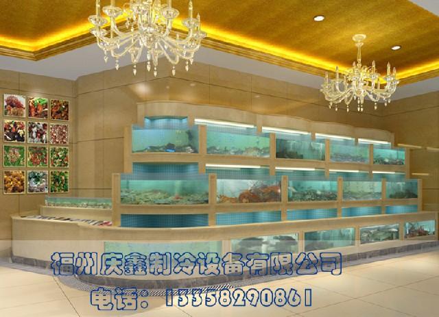 是一家专业从事设计,制作与安装各大超市,餐厅,宾馆,酒楼的海鲜池