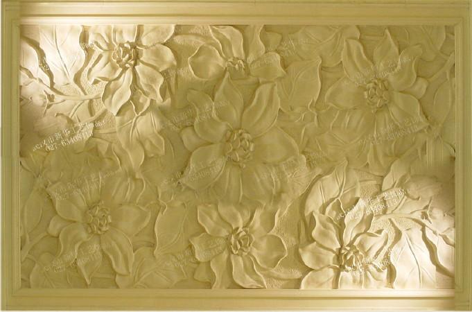 砂岩浮雕花,浮雕模具,动物浮雕,装饰浮雕,九龙壁风景