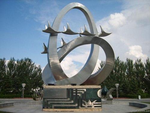园林景观雕塑设计广场雕塑福州雕塑公司