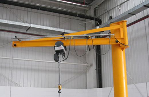 BZD型定柱式旋臂起重机参数