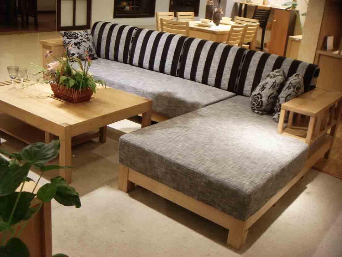 实木沙发 北欧