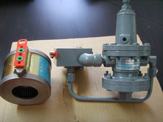 美国axialflowvalve天然气调压器/afv-300轴流阀图片