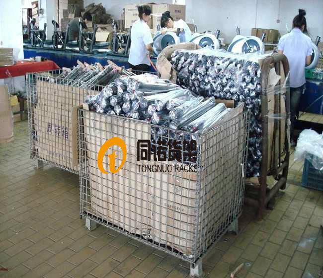 南京同诺仓储设备制造有限公司