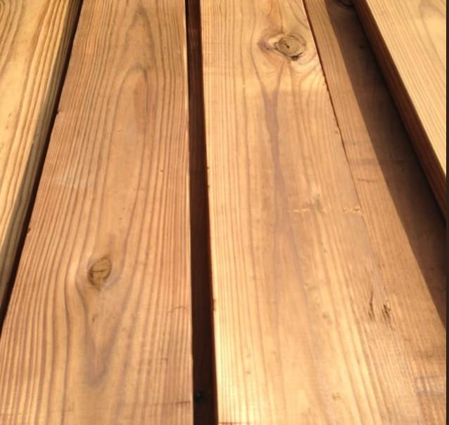 碳化木地板相关信息