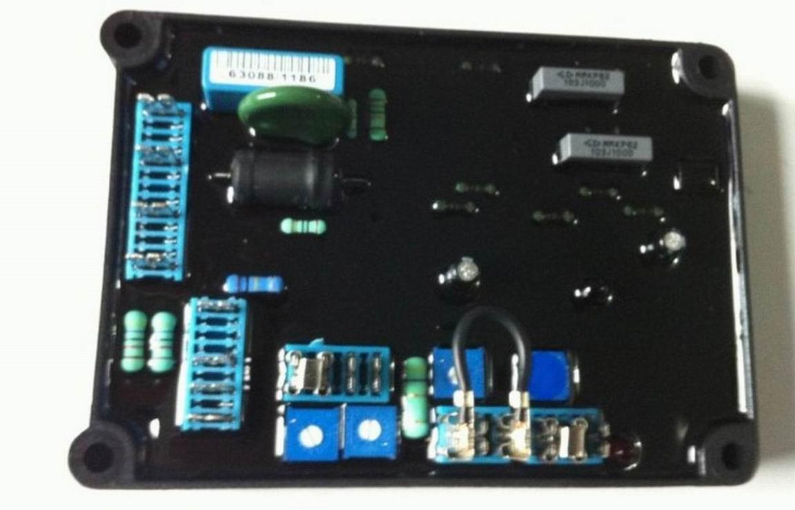 发电机avr控制器15b接线图