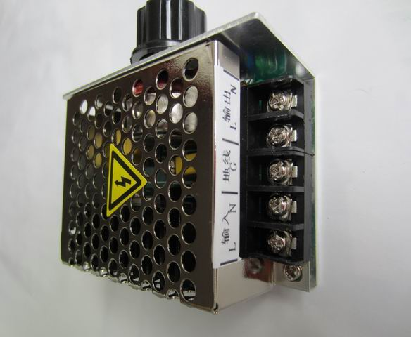 4000w调速器电路图