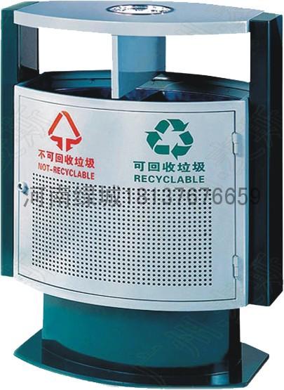 批发塑料垃圾桶_公共环保