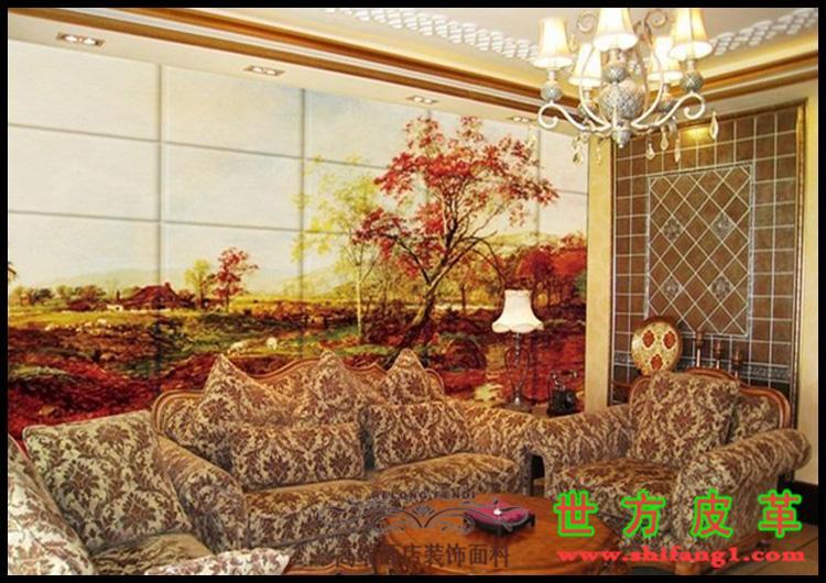 佛山市顺德区龙江镇世方皮革经营部为您提供佛山欧式软包床头背景墙。世方皮革软包联系官网:www.shifang1.com QQ:25788+77287 淘宝店http://fssfpg.taobao.com/ 皮革软包背景墙已经成为家庭装修必备产品,随着生活质量的提高,越来越多的人们开始注重家庭装修中的软饰细节。