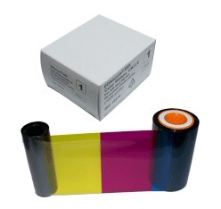 EDI迪艾斯XID8300制卡机彩色带DIC10216转印膜DIC10319XID8300彩色带