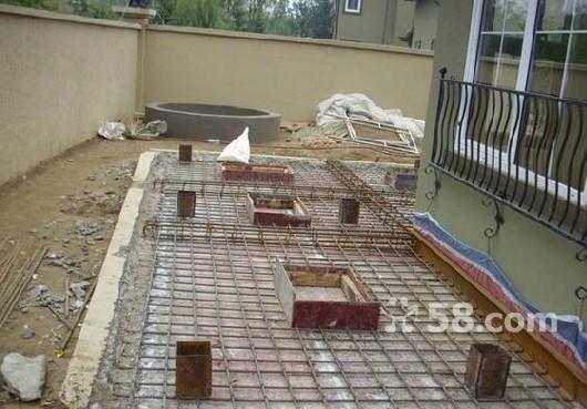 别墅改造扩建挖地下室