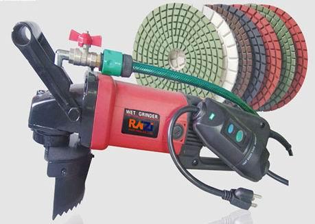 气动水磨机,注水式打磨机图片