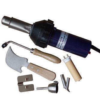 恒温调温塑料焊枪,焊塑枪,热风机dsh-d