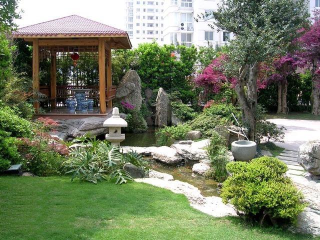南宁奥皇园林景观设计专业的屋顶庭院景观花园设计施工-广西建筑工图片