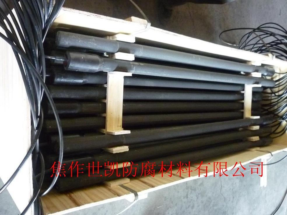 外加电流阴极保护用高硅铸铁阳极牺牲阳极