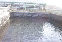 污水防渗黑色HDPE土工膜、1.5mm黑色土工膜