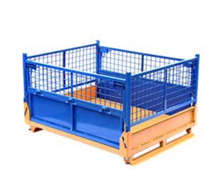 折叠物料箱厂家折叠料箱直供优惠